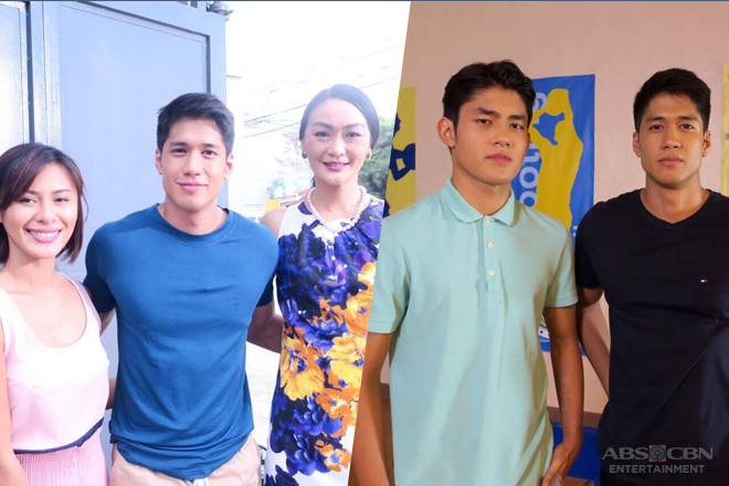 Off Cam Kulitan with Cast: Louie's Biton - Episode 3