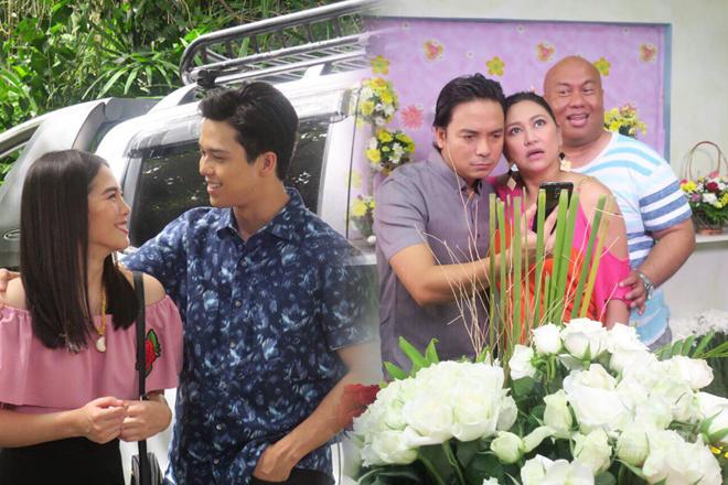 Off Cam Kulitan with Cast: Jasmin's Flower Powers - Episode 7