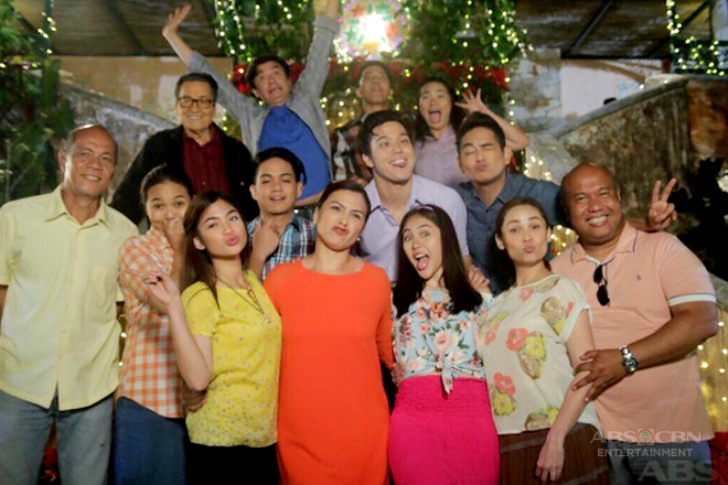 BEHIND-THE-SCENES: Last Taping Day of Wansapanataym Presents Jasmin's Flower Powers