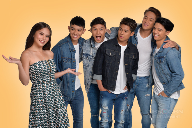 IN PHOTOS: Meet the Cast of Wansapanataym's Ofishcially Yours