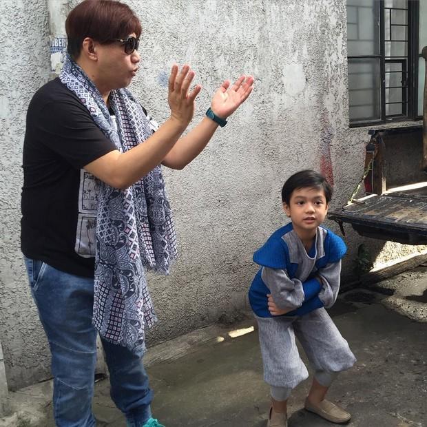 PHOTOS: On the set of Wansapanataym Presents Susi Ni Sisay