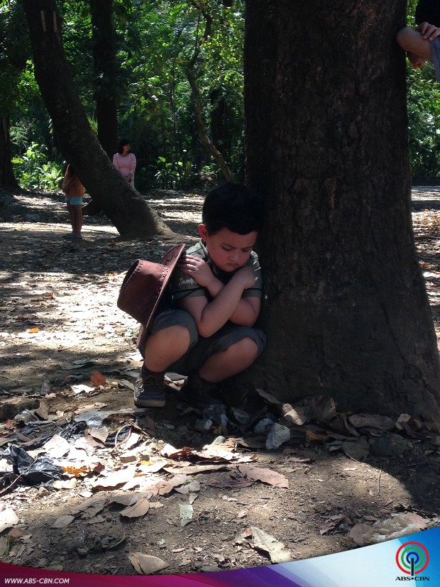 BEHIND-THE-SCENES PHOTOS: Wansapanataym Presents Yamishita's Treasures First Taping Day