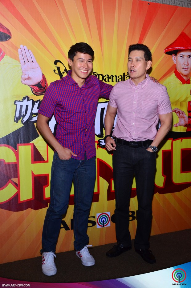 LOOK: Check out OOTD of Guwapong Chinitos from Wansapanataym Presents My KungFu Chinito