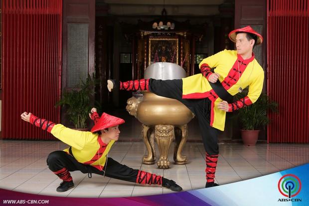 PHOTOS: Enchong Dee and Richard Yap in My Kung Fu Chinito