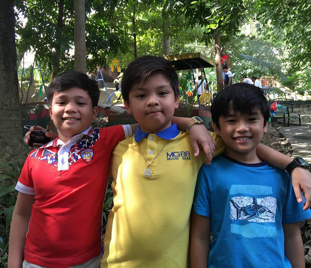 BEHIND-THE-SCENES: On the set of Wansapanataym Presents Noche Buena Gang