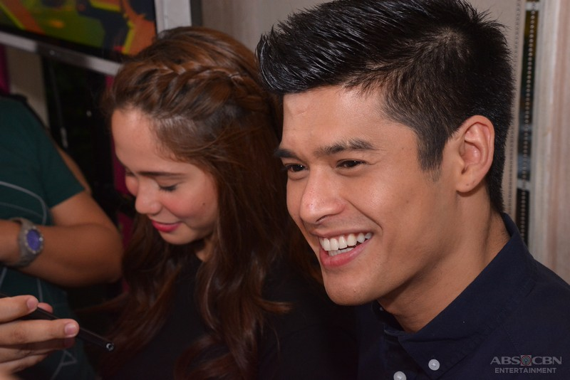 CAUGHT ON CAM: Sweetness overload with Team Turtle Jessy and JC at the Wansapanataym Presents Just Got Laki Presscon