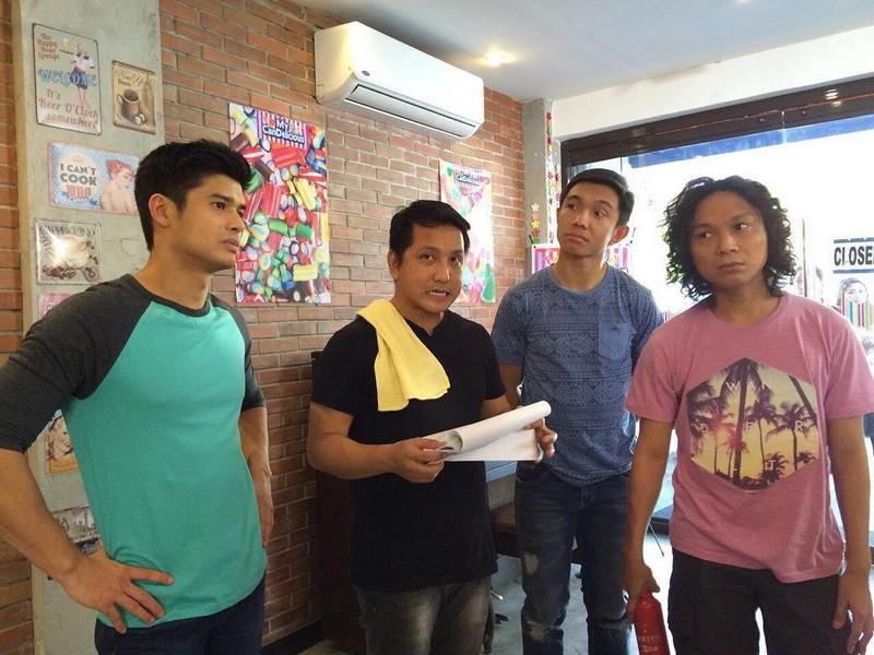 On the set of Wansapanataym Presents Just Got Laki