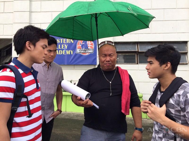 Behind The Scene Photos: Wansapanataym presents Tikboyong