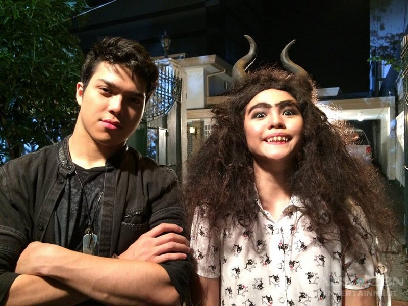Behind The Scenes Photos: Holly & Mau - Episode 1