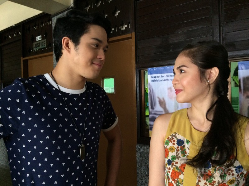 Behind The Scenes Photos: Holly and Mau - Episode 3