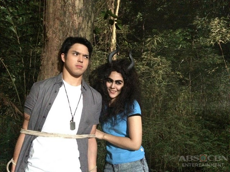 Behind The Scenes Photos: Holly and Mau - Episode 5