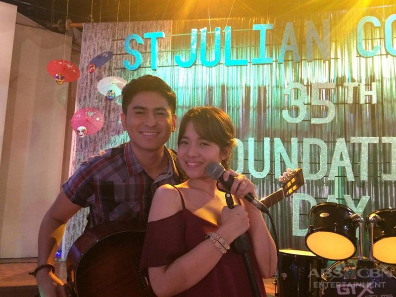 Behind The Scenes Photos: Holly and Mau - Episode 7