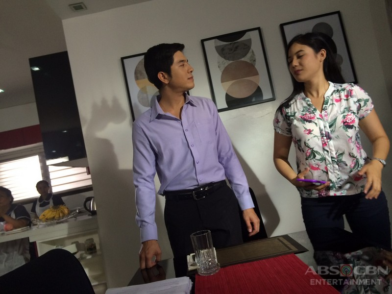 Behind The Scene Photos: Santi Cruz Is Coming To Town - Episode 1