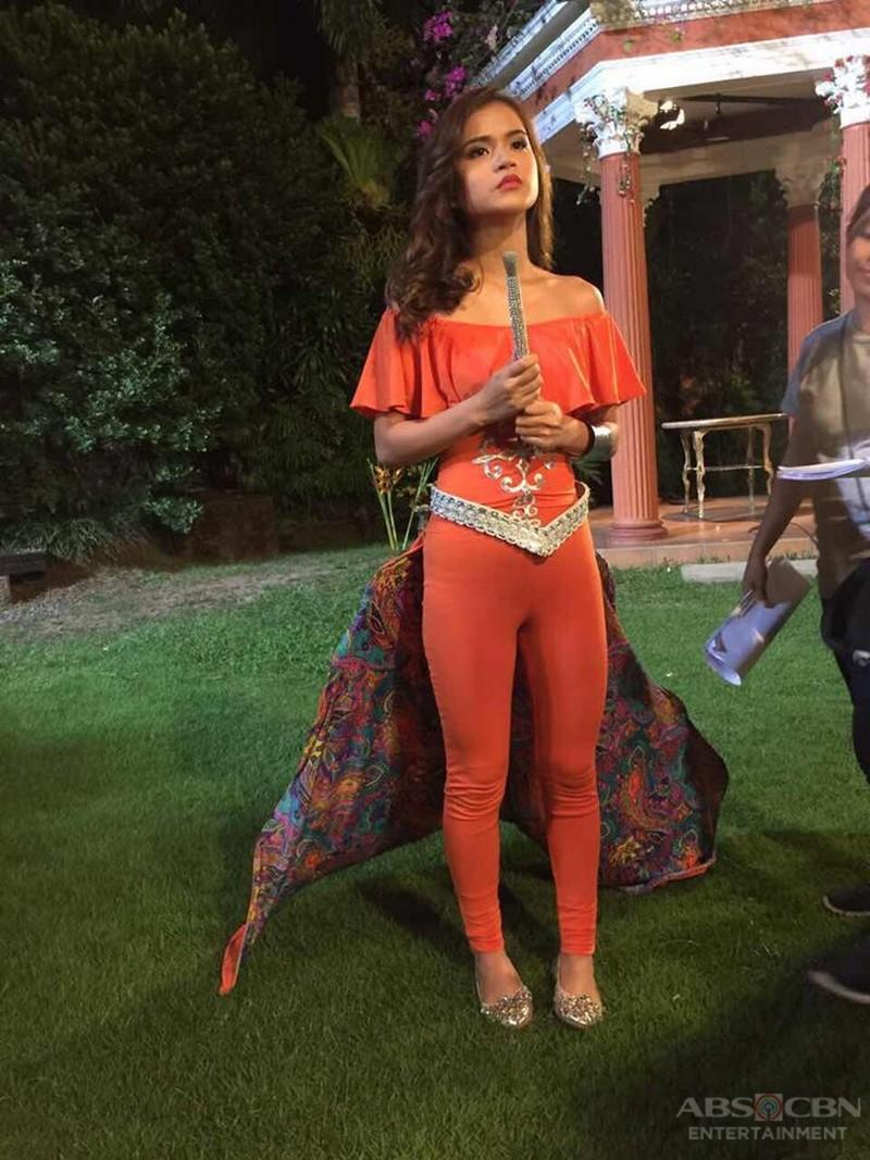 Behind The Scenes Photos: Annika Pintasera - Episode 8