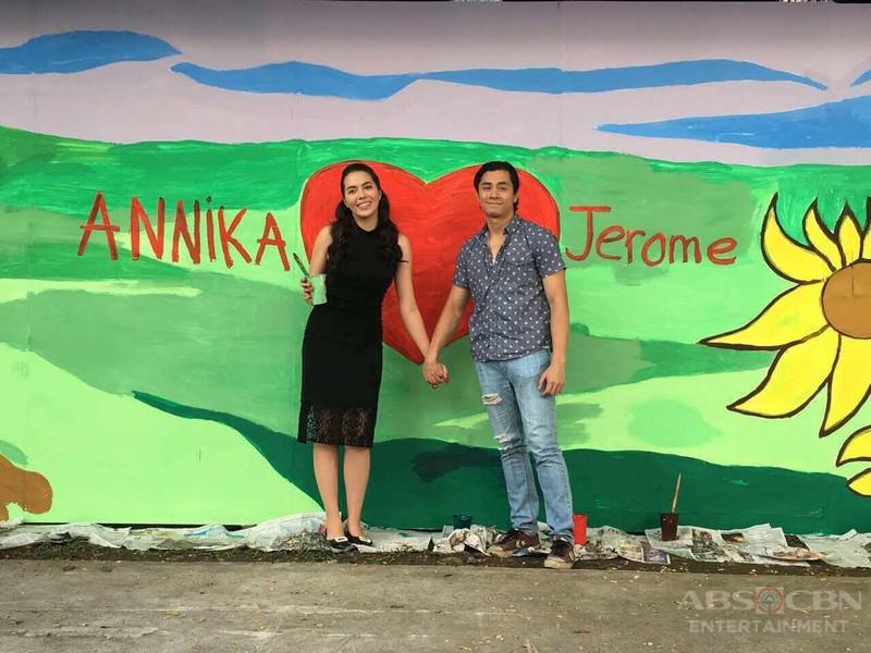 Behind The Scenes Photos: Annika Pintasera - Episode 10