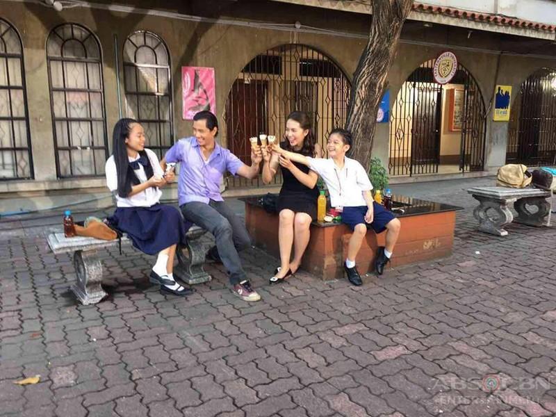 Behind The Scenes Photos: Annika Pintasera - Episode 11