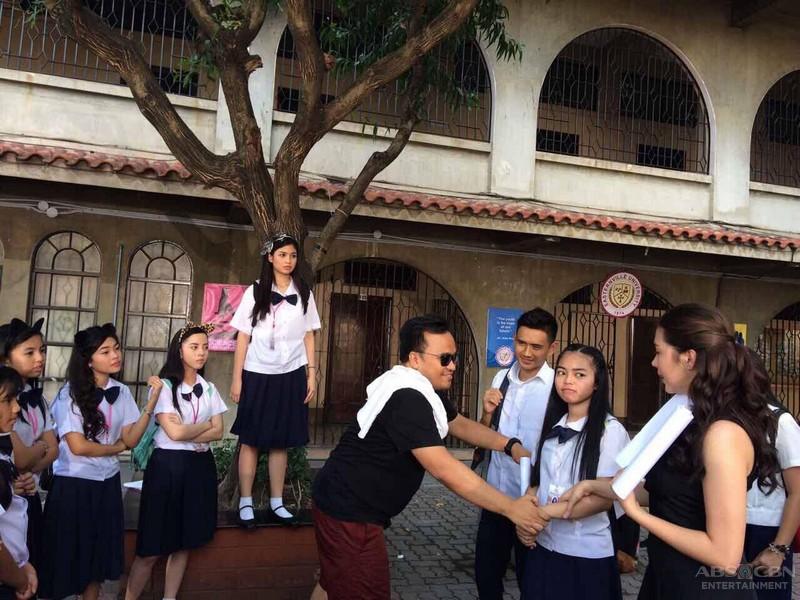 Behind The Scenes Photos: Annika Pintasera - Episode 13