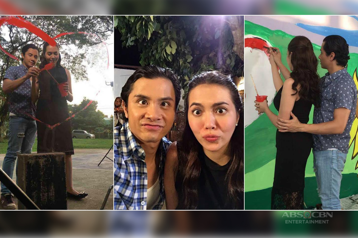 33 kilig off-cam moments of Julia and JC that prove they have chemistry