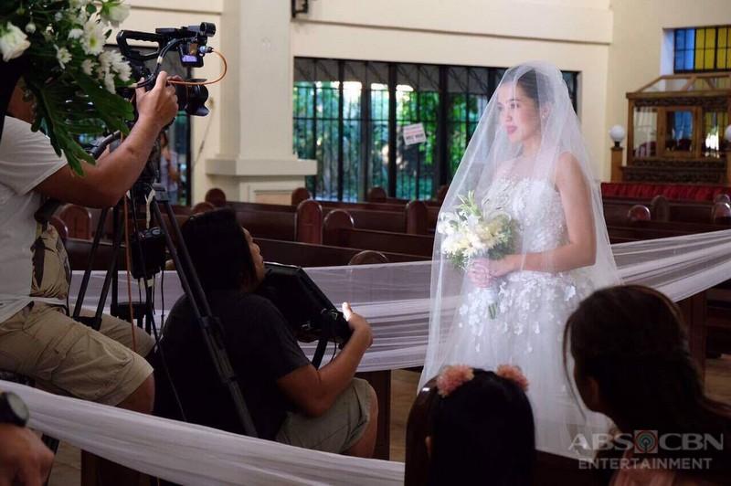 Behind The Scenes Photos: Annika marries Jerome in Wansapanataym Annika Pintasera Finale