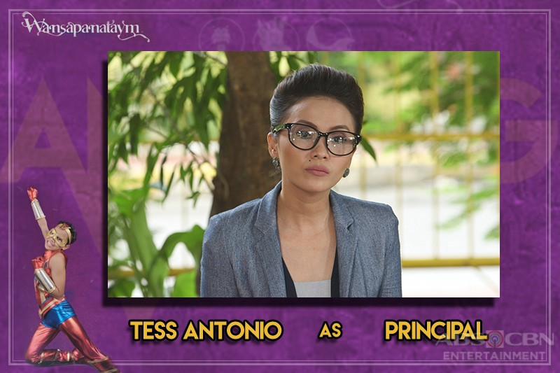 Meet the cast of Wansapanataym Presents Amazing Ving