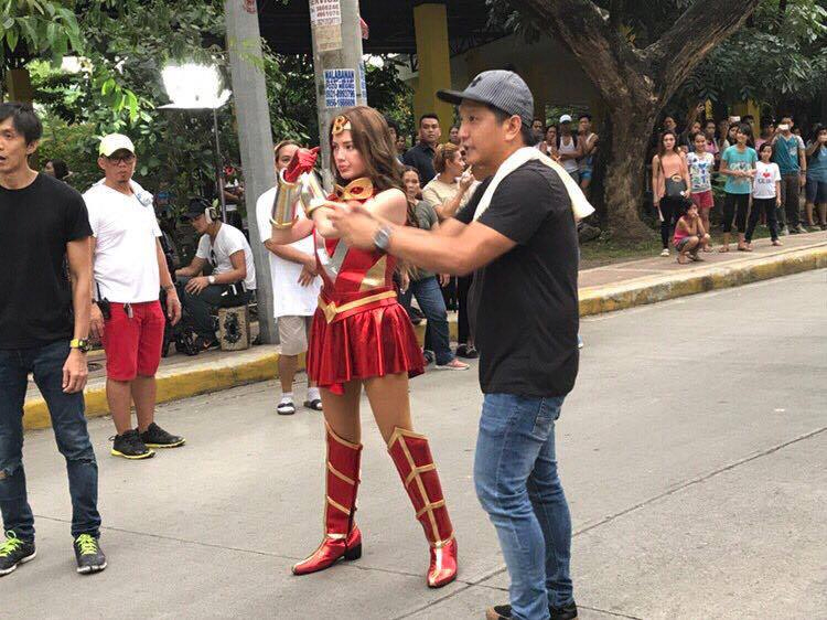 These photos of Ellen Adarna as a superhero are breaking the internet right now!