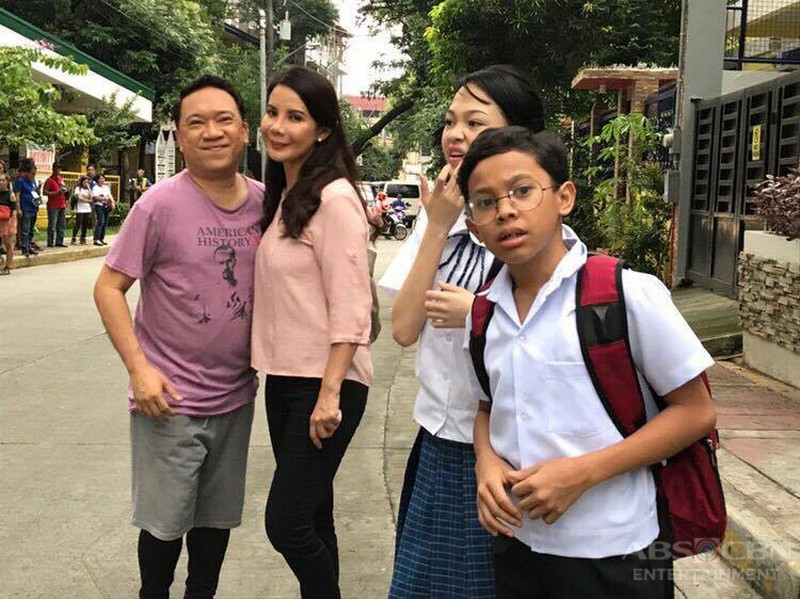 Off Cam Kulitan with Cast: Amazing Ving - Episode 1