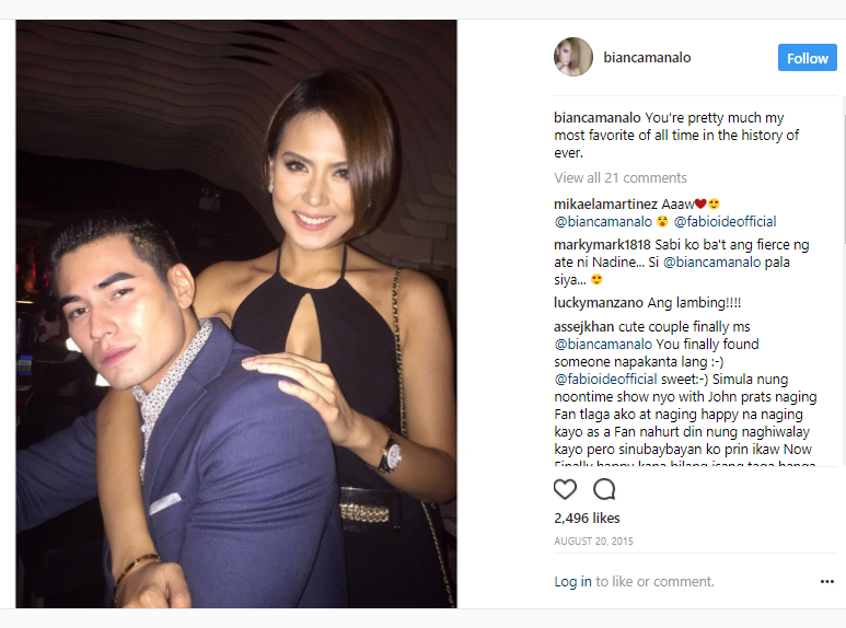 Bianca Manalo is truly in love and these photos prove it!!!