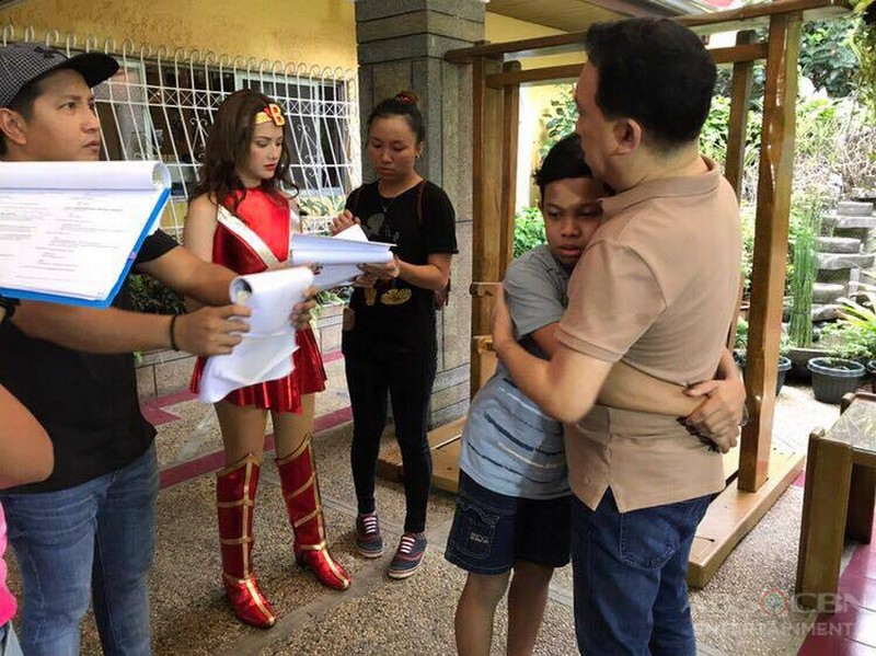 Off Cam Kulitan with Cast: Amazing Ving - Episode 2