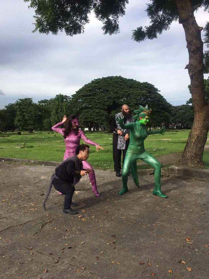 Off Cam Kulitan with Cast: Amazing Ving - Episode 3