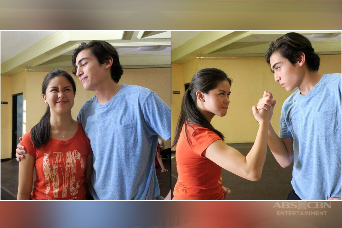 "LOOK: 21 off cam photos of Kisses & Marco that show their ""kilig"" love tandem"
