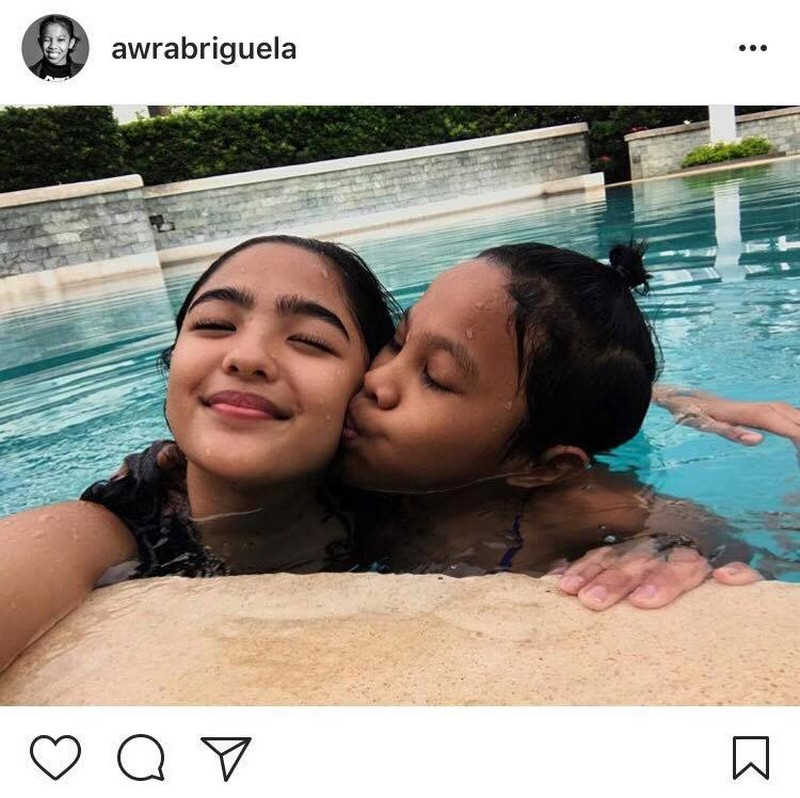 LOOK: 37 photos of Awra with his beautiful besties!
