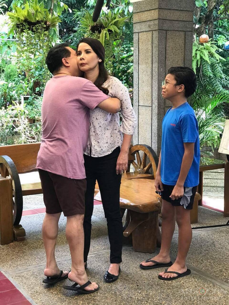 Off Cam Kulitan with Cast: Amazing Ving - Episode 8