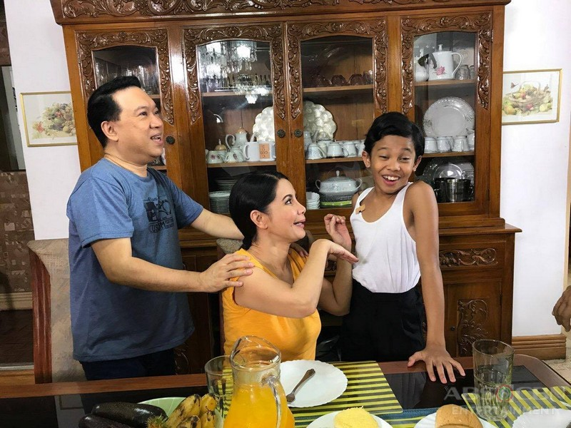 Off Cam Kulitan with Cast: Amazing Ving - Episode 9