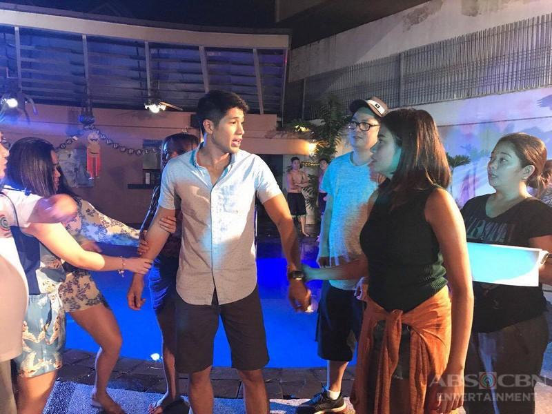 LOOK: Former loveteam Aljur and Louise reunite in Wansapanataym