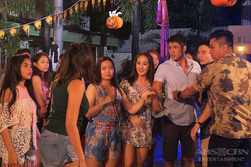 Off Cam Kulitan with Cast: Louie's Biton - Episode 4