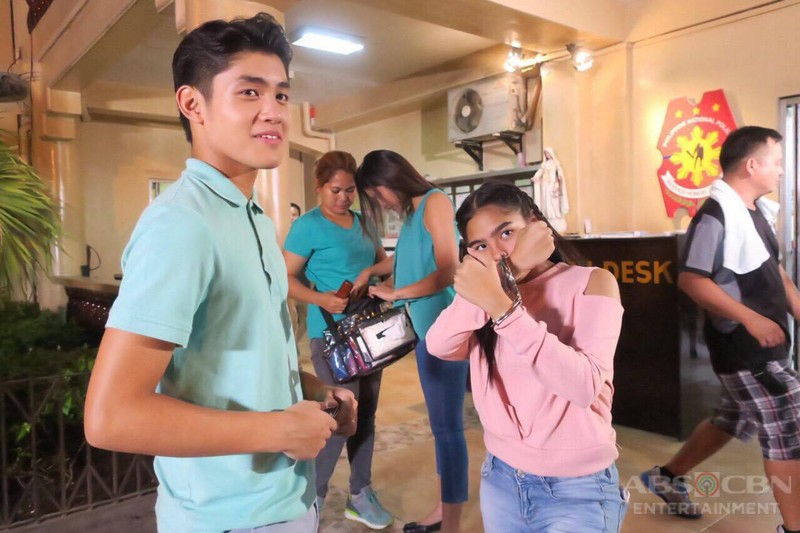 LOOK: 31 Photos of Grae and Andrea that show their on and off cam chemistry!