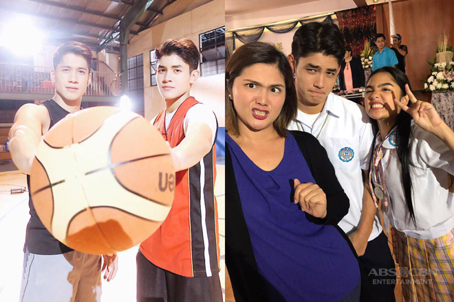 BEHIND-THE-SCENES: Last Taping Day of Wansapanataym Presents Louie's Biton