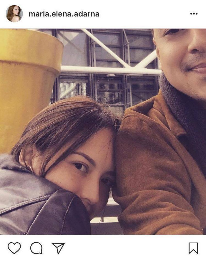 IN PHOTOS: Ellen & John Lloyd's Blossoming Love Story