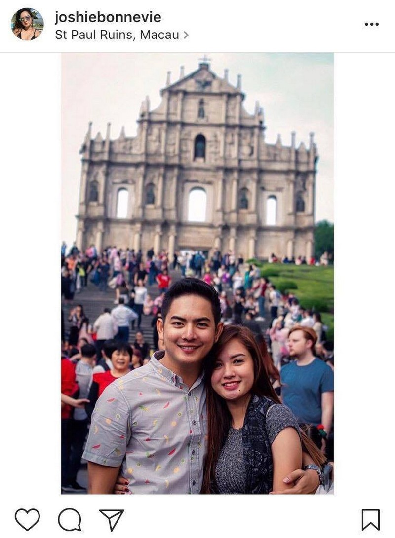 These two are inseparable! Check out Neil Coleta's photos with his beautiful girlfriend