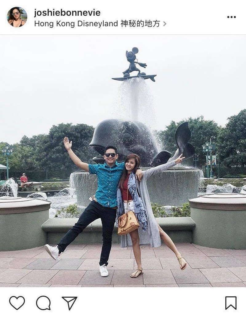 27 Photos of Neil Coleta with his loveable girlfriend