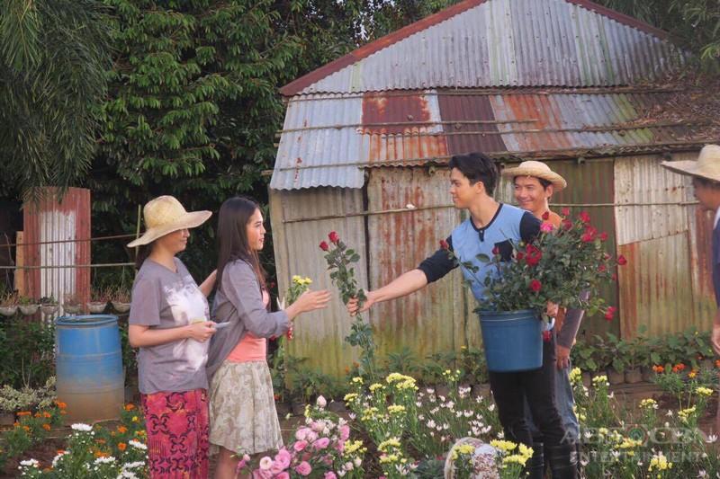 Off Cam Kulitan with Cast: Jasmin's Flower Powers - Episode 2