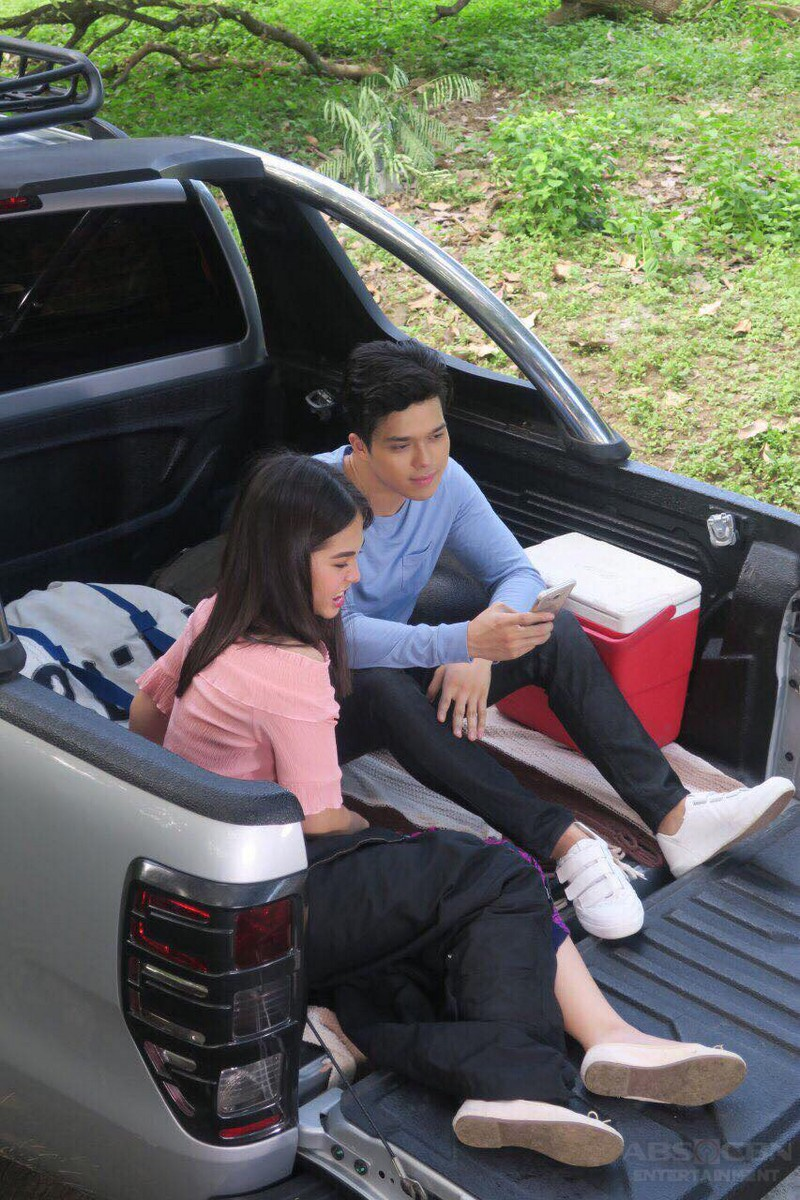 SPOTTED: ElNella's undeniable sweetness off cam