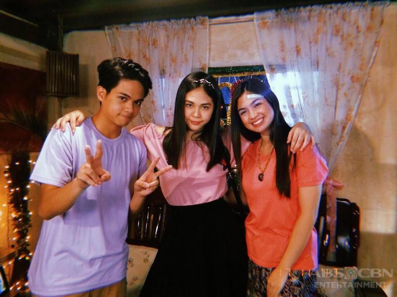 Off Cam Kulitan with Cast: Jasmin's Flower Powers - Episode 5