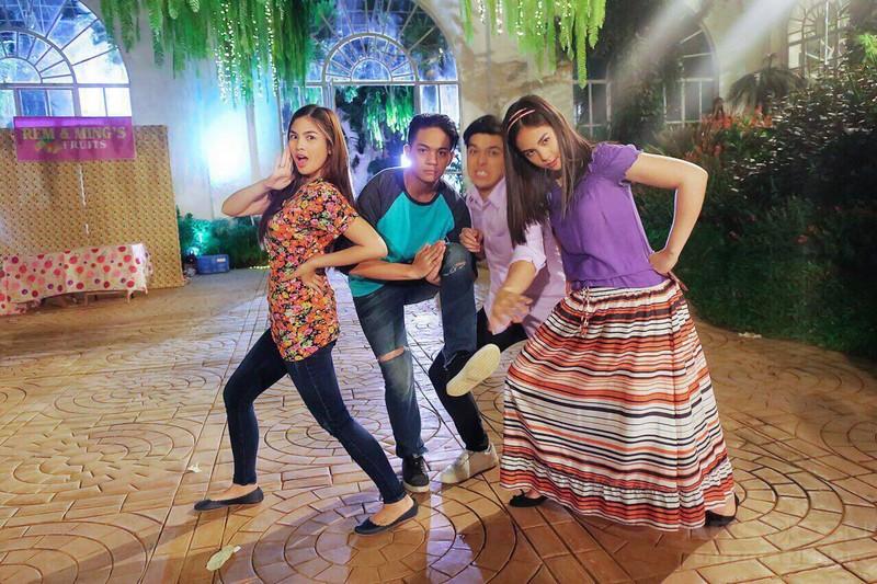 Off Cam Kulitan with Cast: Jasmin's Flower Powers - Episode 8