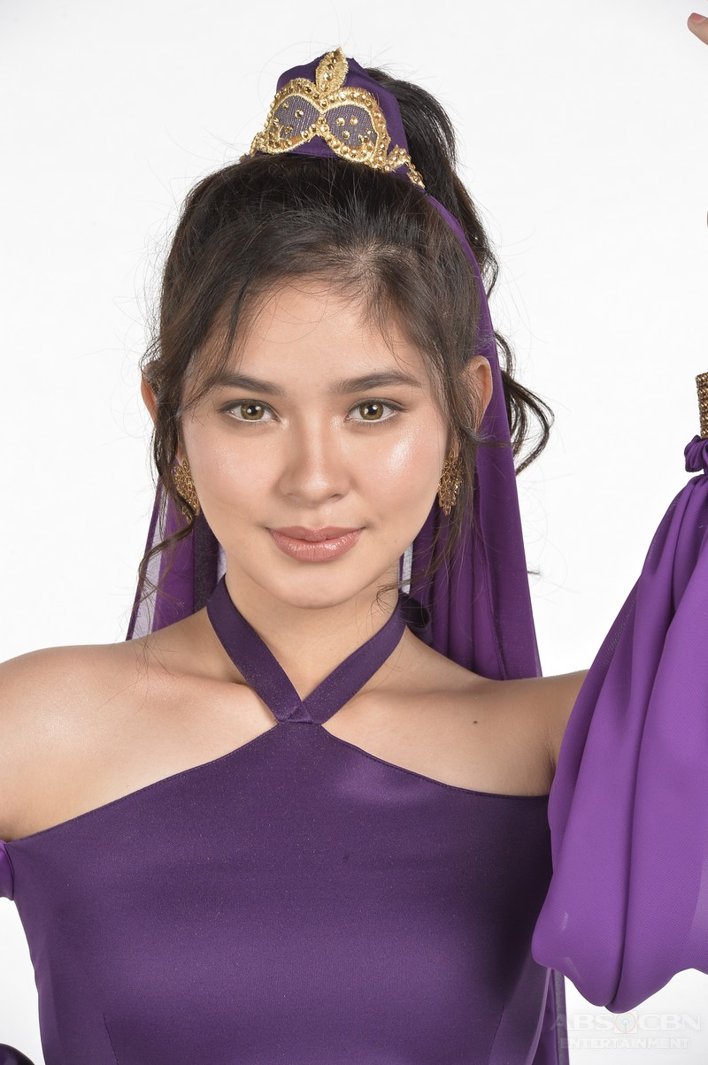 GLAM SHOTS: Loisa Andalio in Wansapanataym Presents Gelli In A Bottle