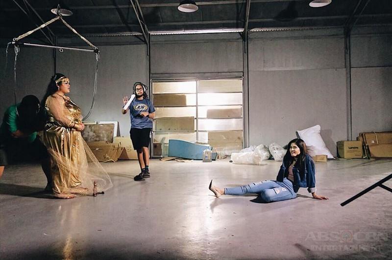 Off Cam Kulitan with Cast: Gelli In A Bottle - Episode 1
