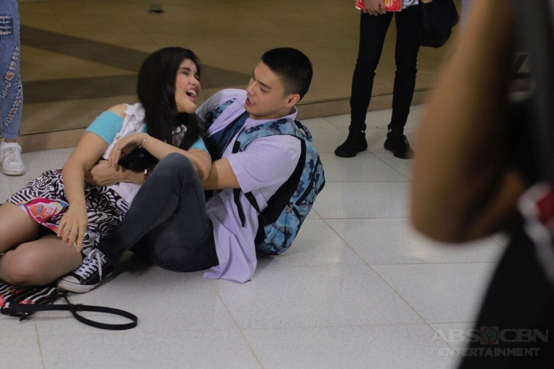 LOOK: LoiNie's On and Off Cam Sweetness!