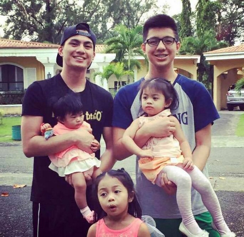 LOOK: Meet Anjo Damiles' cutie brother in these 23 Photos!