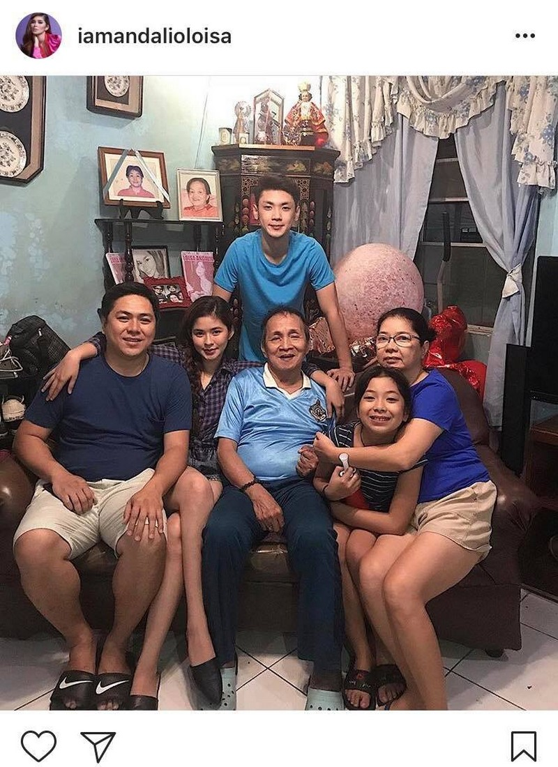 #FamilyFirst | Loisa Andalio's gift for her one big happy family