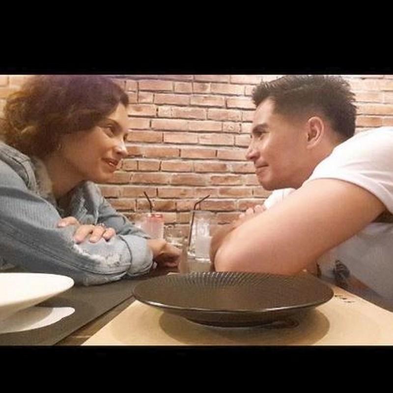 """LOOK: Ang nag-iisang """"Papi"""" sa buhay ni Desiree del Valle"""